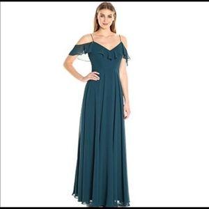"Jenny yoo Caspian Sea ""Mila"" dress"